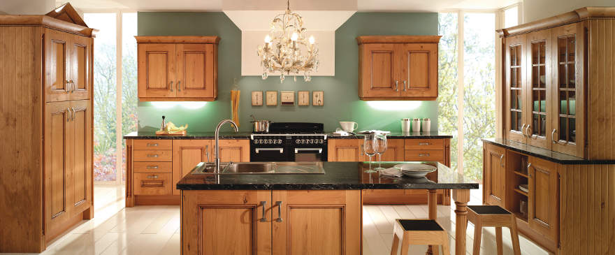 Fitted kitchens from S & H Kitchens